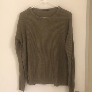 Brandy Melville Ollie Sweater, one size